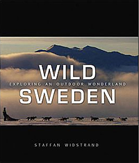 Bookcover, Vilda Sverige, author Staffan Widstrand, publisher Nordstedts